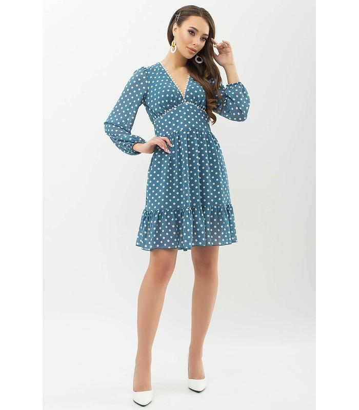 Платье Бернарда BI, купить платье из шифона