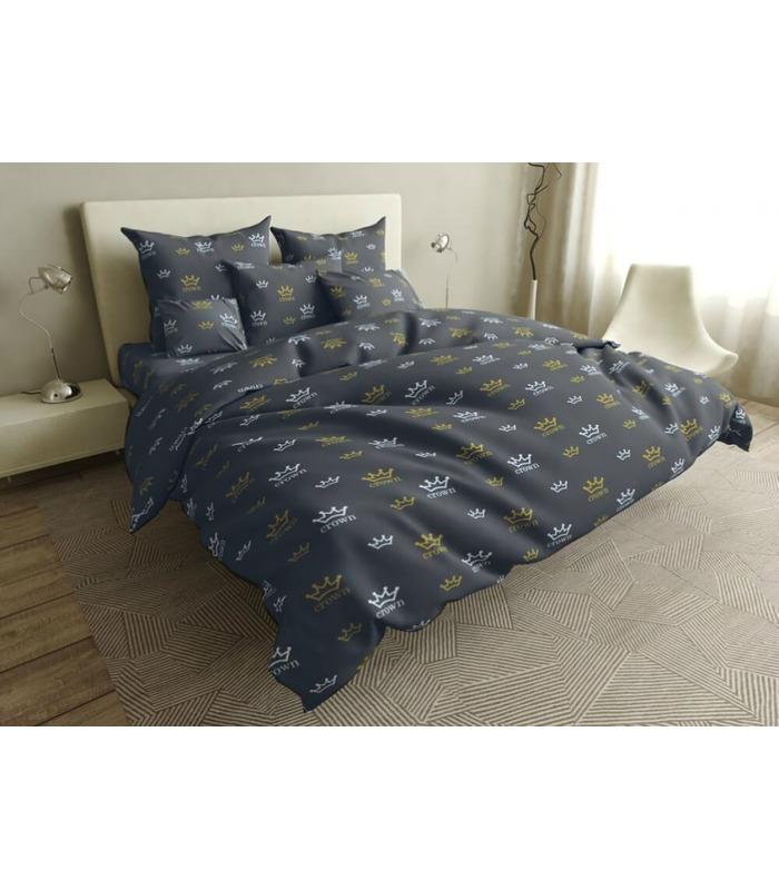 Комплект постельного белья Корона ᗍ бязь, Украина, натуральная ткань