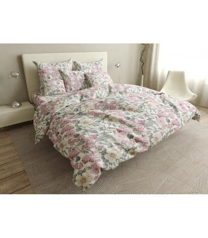 Комплект постельного белья Севиль ᗍ бязь, Украина, натуральная ткань
