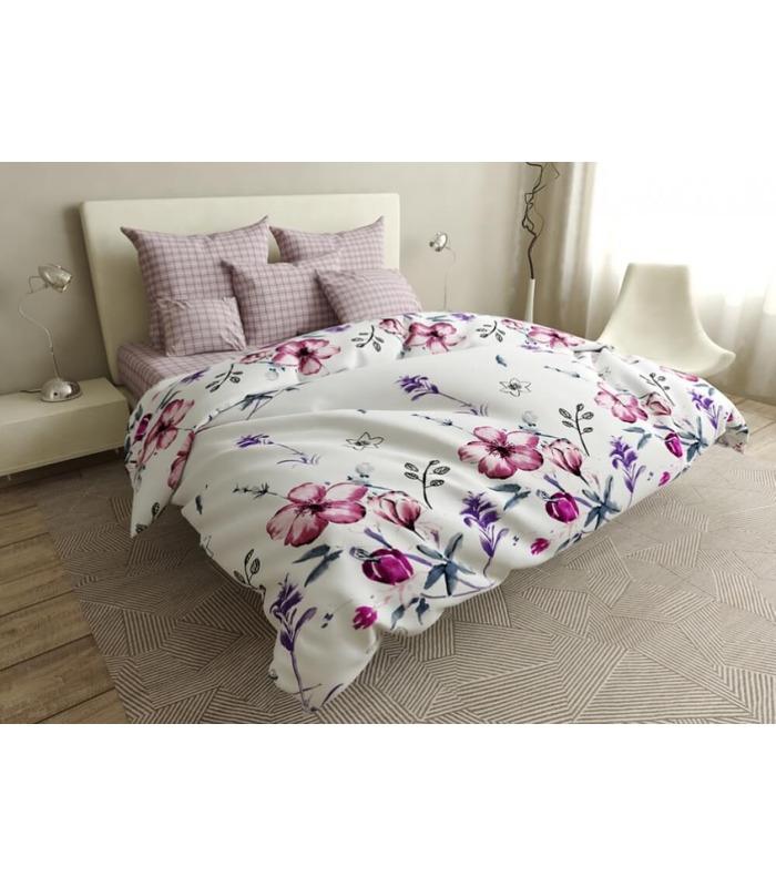 Комплект постельного белья Monro ᗍ бязь, Украина, натуральная ткань