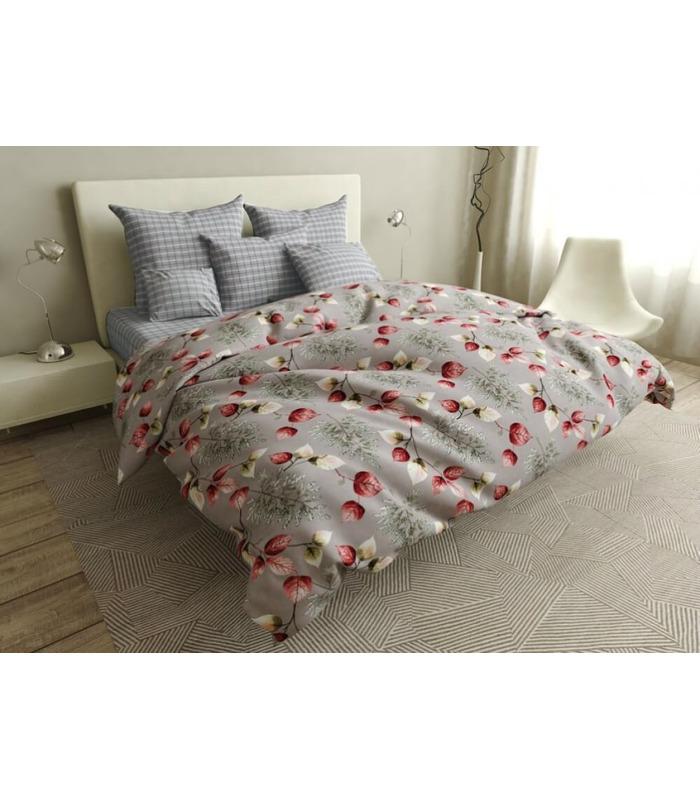 Комплект постельного белья Березка ᗍ бязь, Украина, натуральная ткань