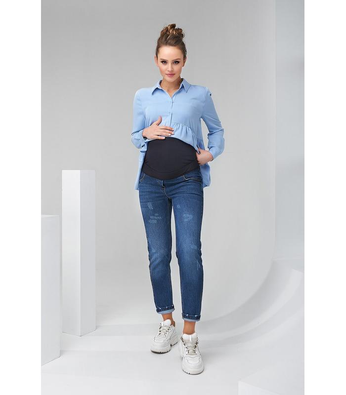 Джинси Бойфренд, вільні джинси вагітним