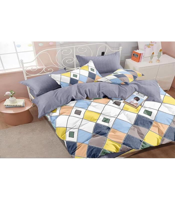 Комплект постельного белья Эфиопия ᗍ сатин ※ Украина, натуральная ткань