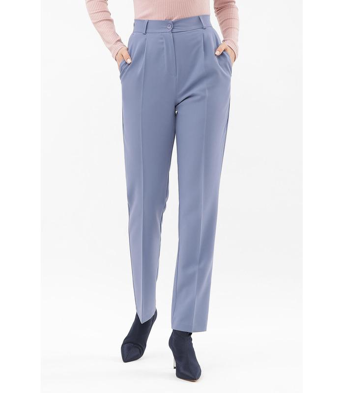Брюки Мірей BB, блакитні жіночі брюки