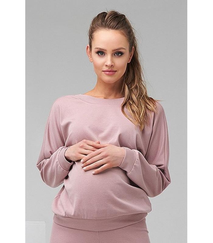 Джемпер Яра, джемпер з вирізом на спині вагітним