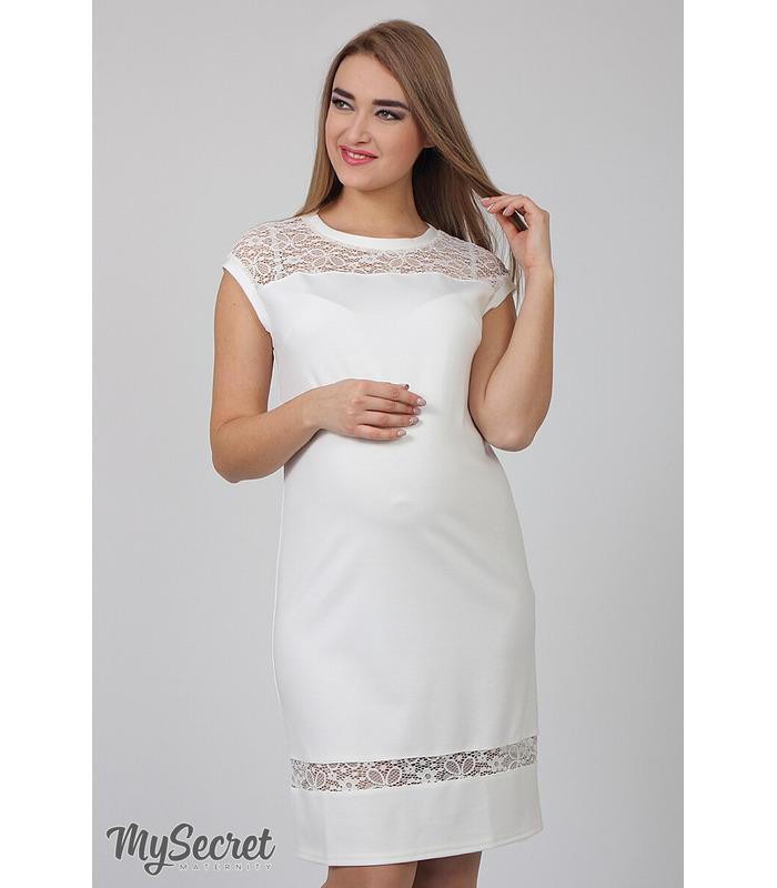 Платье Веста MW, весеннее платье беременным