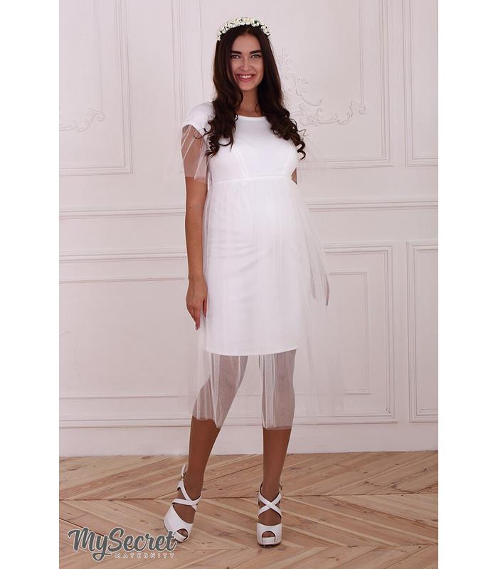 Сукня Дороті, біле плаття вагітним та годуючим