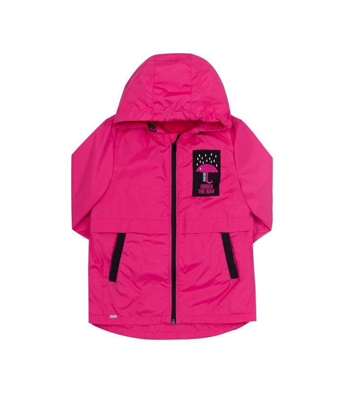 Куртка дитяча КТ249, дитяча вітровка дівчинці