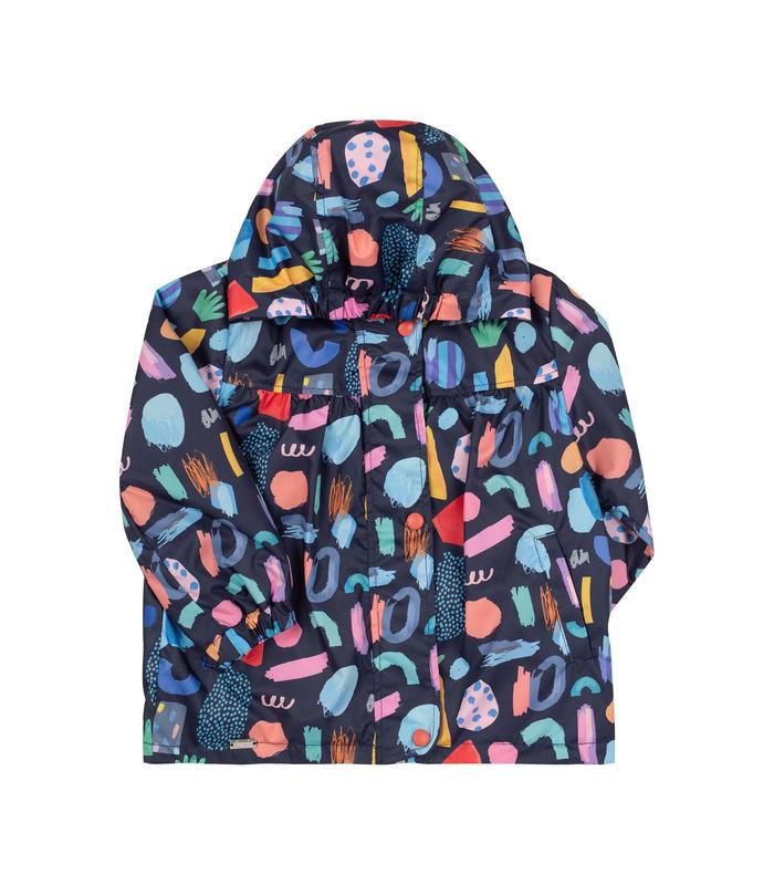 Куртка детская КТ247 TS, детская ветровка с принтом