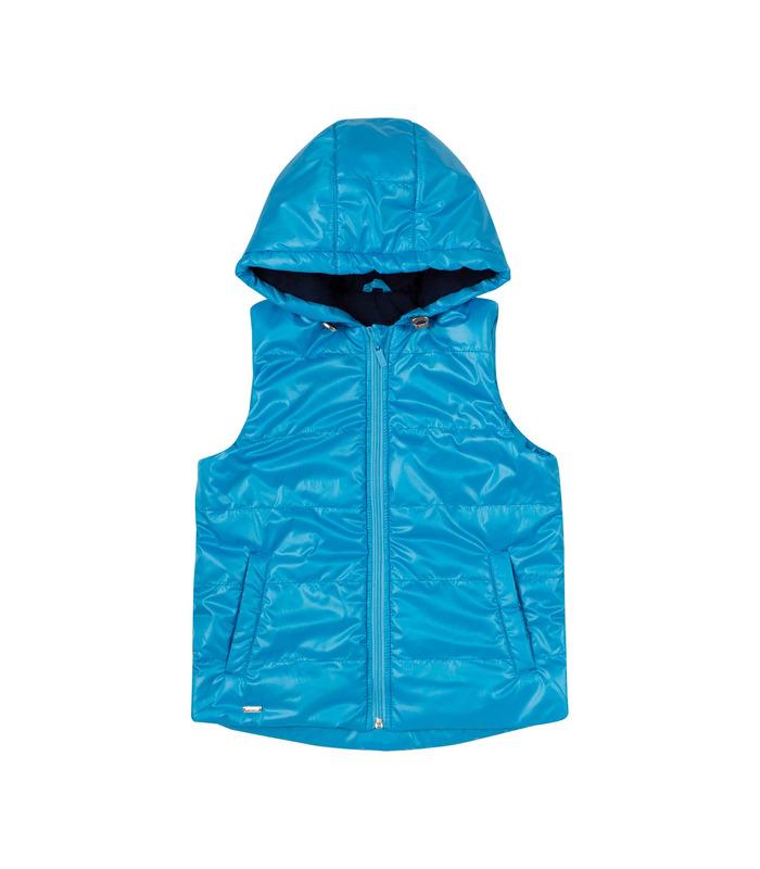 Жилет детский ЖЛ45 BB, голубая детская жилетка