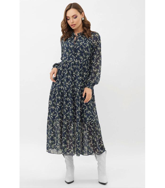 Сукня Маріетта TT, довге шифонове плаття