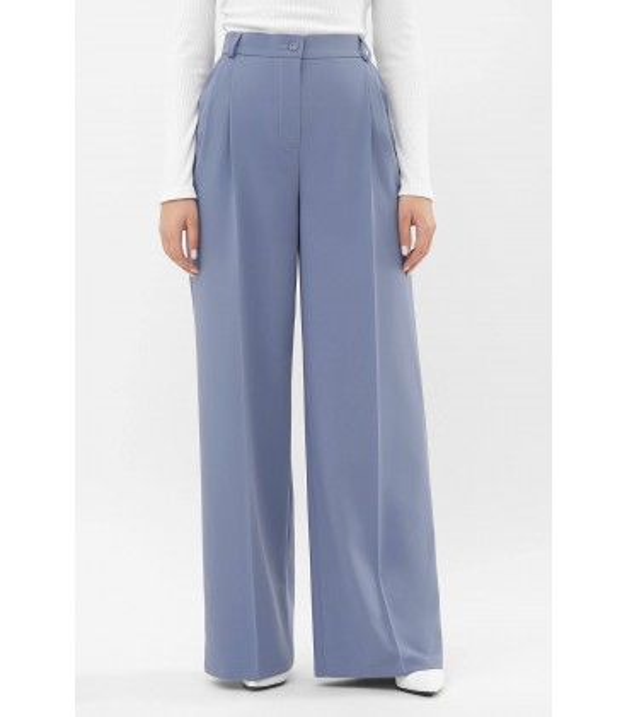 Брюки Бенні BB, широкі жіночі брюки