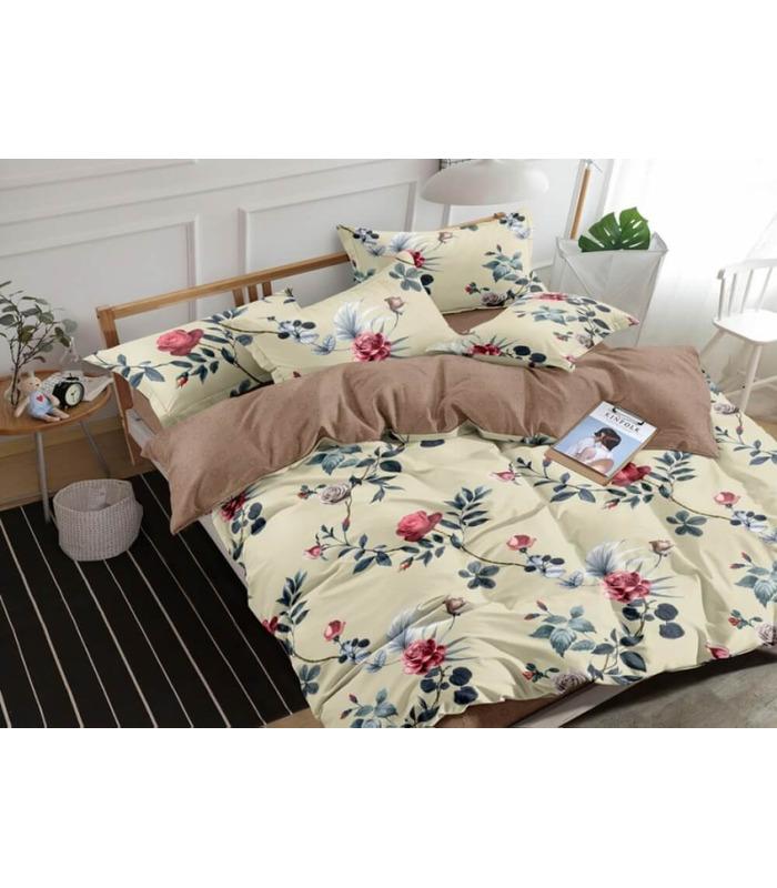 Комплект постельного белья Amplua ᗍ сатин ※ Украина, натуральная ткань