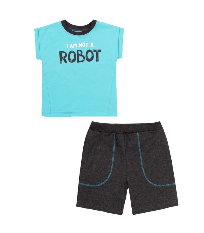 Комплект дитячий КП248 BB, літній дитячий костюм