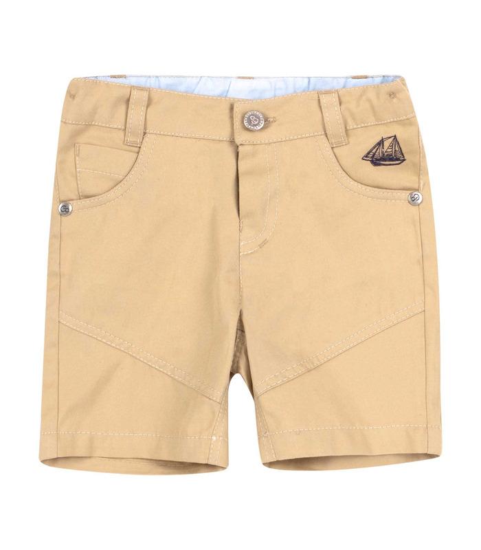 Шорты детские ШР616, коттоновые шорты мальчику