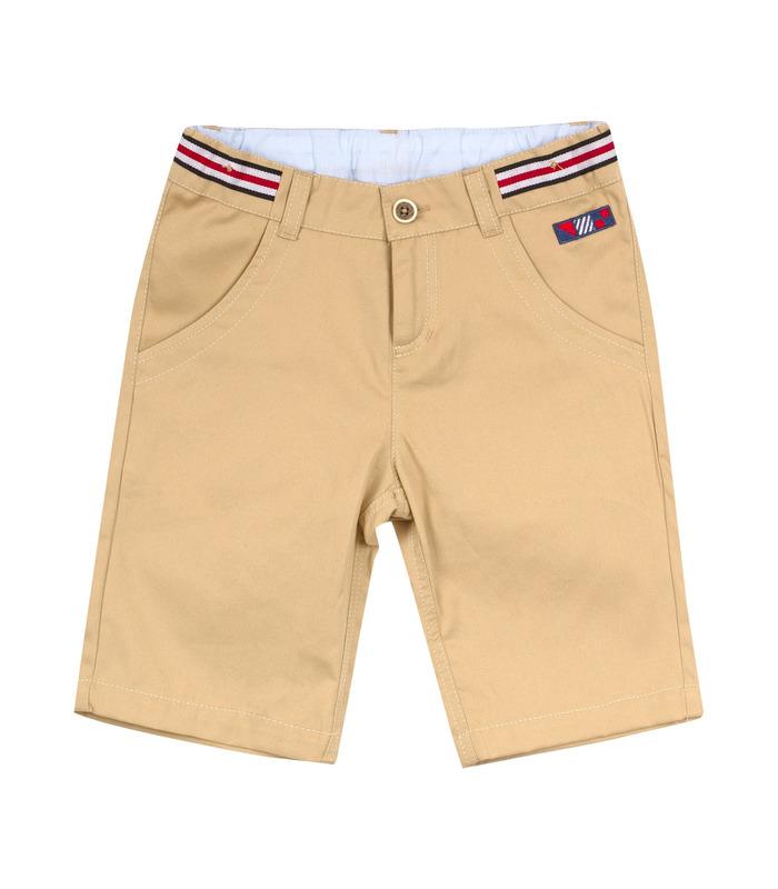 Шорты детские ШР617, коттоновые шорты мальчику