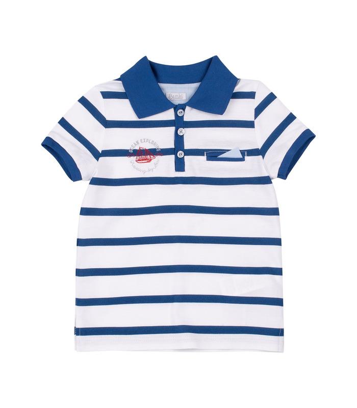 Футболка детсккая ФБ730, детская футболка поло