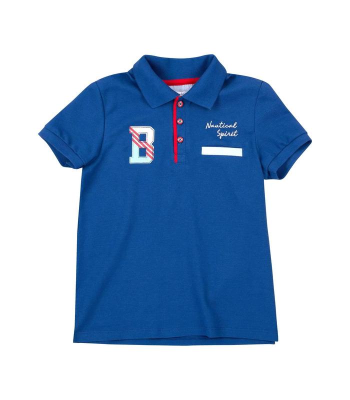 Футболка детсккая ФБ732, детская футболка поло