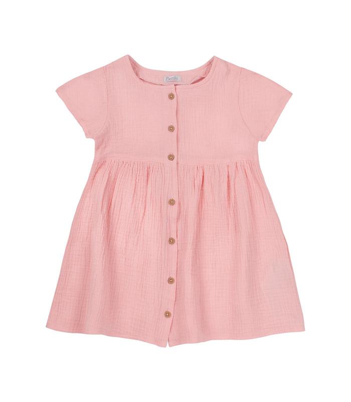 Сукня дитяча ПЛ309, муслінове дитяче плаття