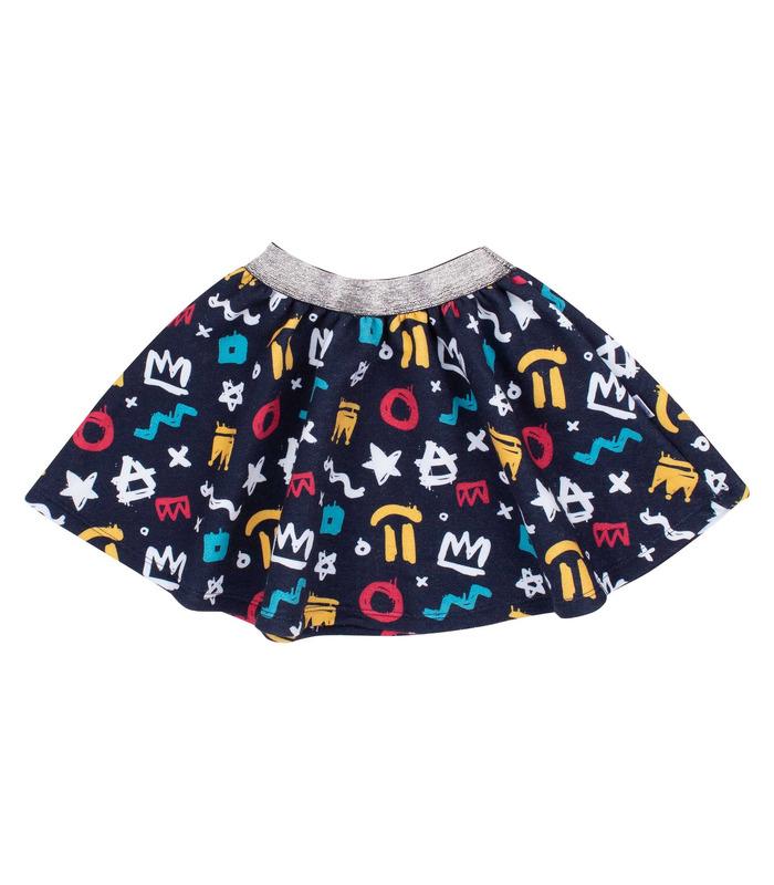 Детская юбка ЮБ106 PR
