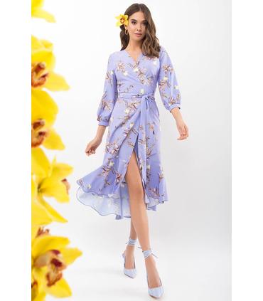 Сукня Сафура BB, весняна сукня на запах