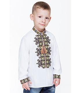 Детская вышиванка мод.029, вышиванка для мальчика