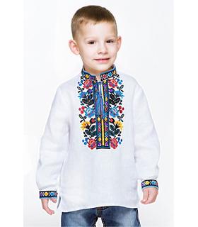 Детская вышиванка мод.025