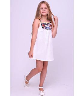 Дитячий вишитий сарафан мод.003