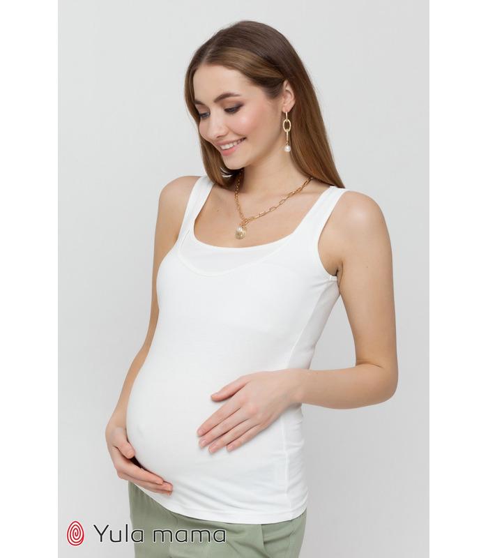 Майка Езра MI, молочна облягаюча майка вагітним ат годуючим