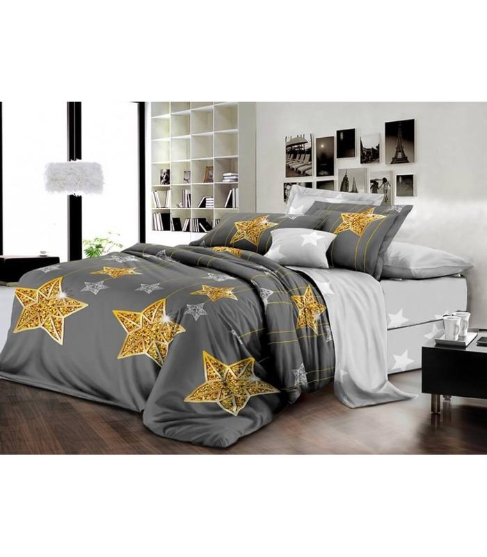 """Комплект постельного белья """"Amadey"""" ᐉ ранфорс, хлопок, возможен индивидуальный пошив"""