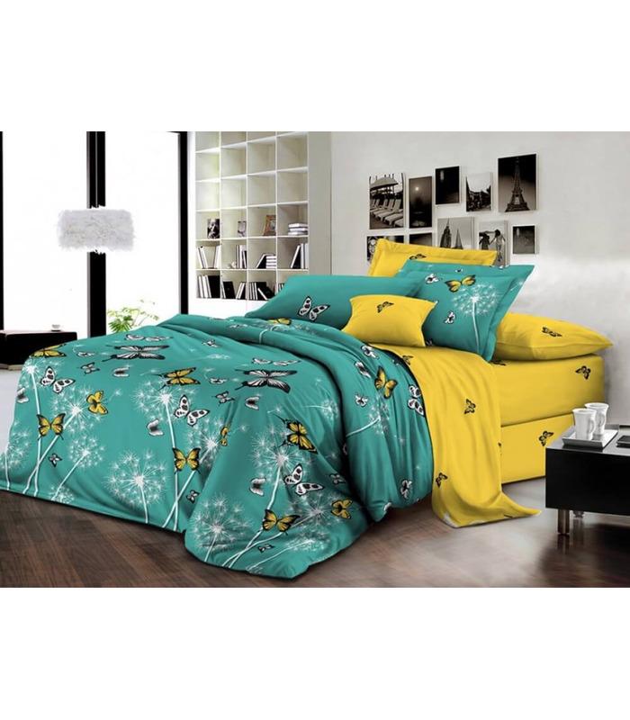 """Комплект постельного белья """"Махаон"""" ᐉ ранфорс, хлопок, возможен индивидуальный пошив"""