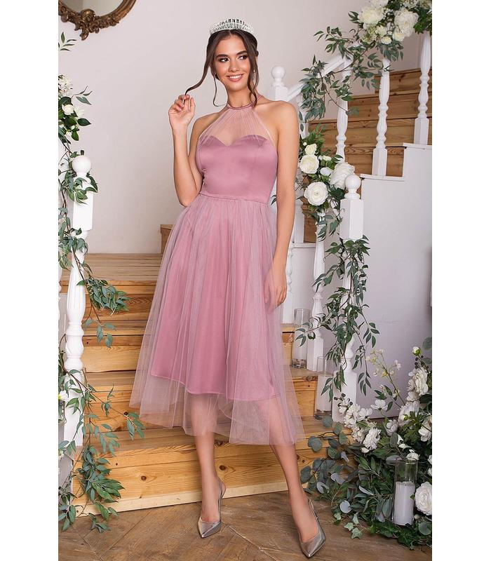 Платье Джена LI, выпускное платье