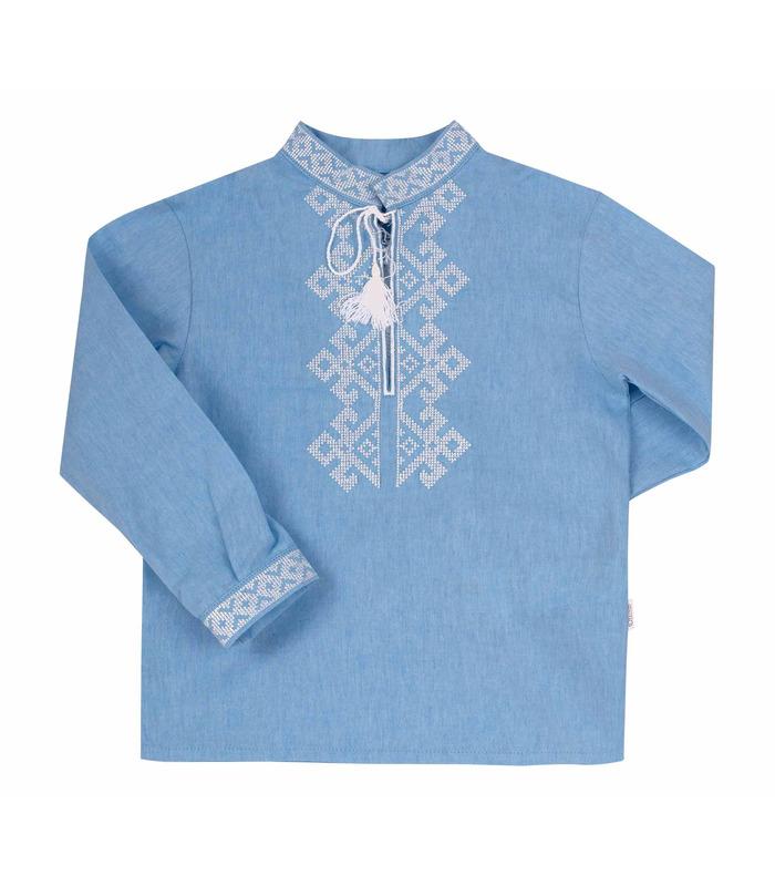 Рубашка детская РБ130
