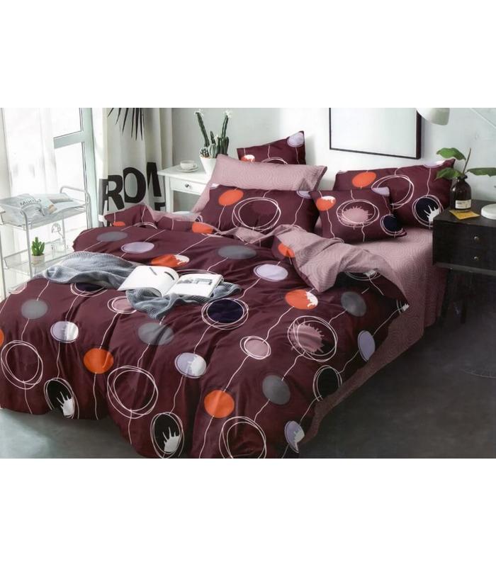 Комплект постельного белья Arkona ᗍ сатин ※ Украина, натуральная ткань