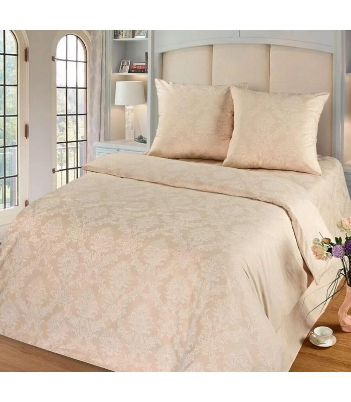 Комплект постельного белья Жемчуг ᐉ качественный поплин, доступная цена ※ Украина