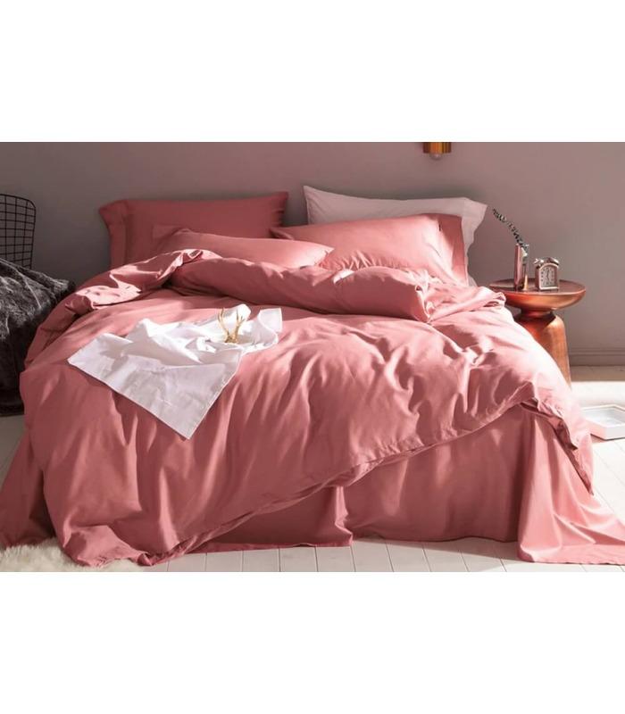 Комплект постельного белья Tez Rose №132 ᗍ сатин ※ Украина, натуральная ткань