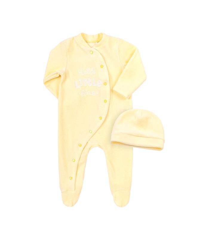 Комплект дитячий КП246 YE, жовтий дитячий набір