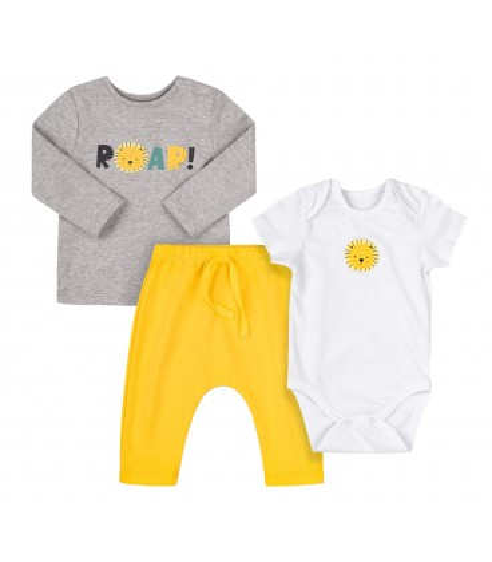 Комплект дитячий КП254 YE, комплект дитячого одягу