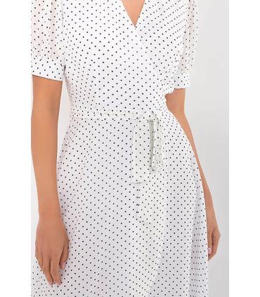 Сукня Алеста-1 WG, шифонова літня сукня на запах