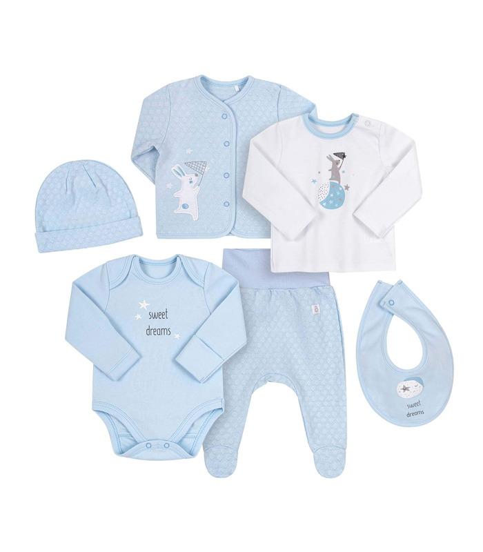 Комплект дитячий КП259 BB, набір новонародженому