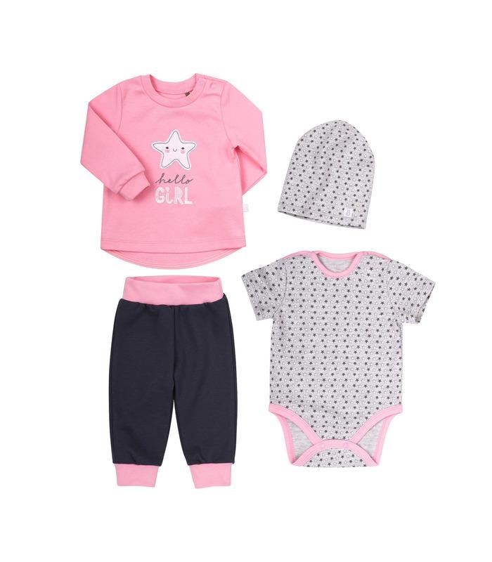 Комплект дитячий КП249 RO, для дівчинки