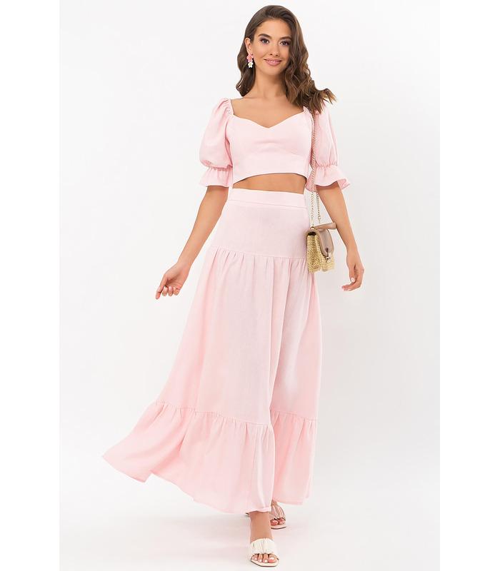 Костюм Файлі PP, рожевий літній костюм
