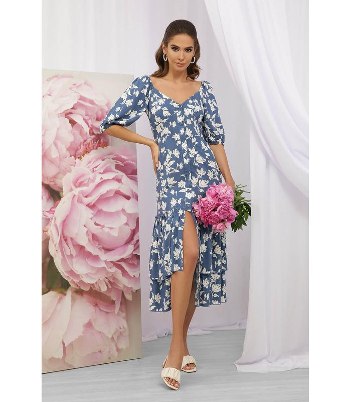 Сукня Аделаіда BB, літня сукня зі штапелю