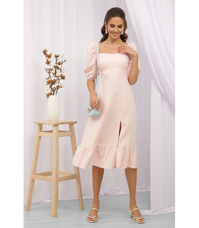 Сукня Коста-Л PP, плаття з льону