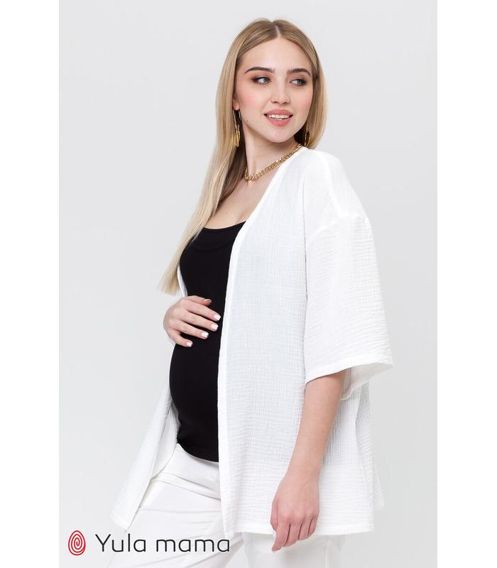 Туніка Джулія ML, літній кардиган вагітним