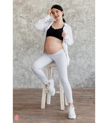 Лосіни Кайлі для вагітних з бандажним поясом.