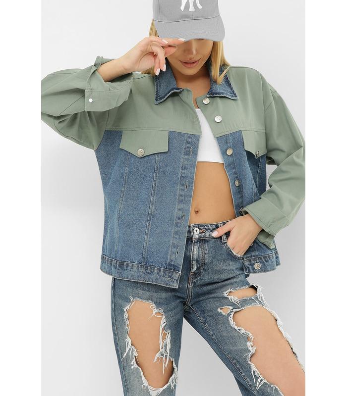 Джинсовая куртка 106 VE MI
