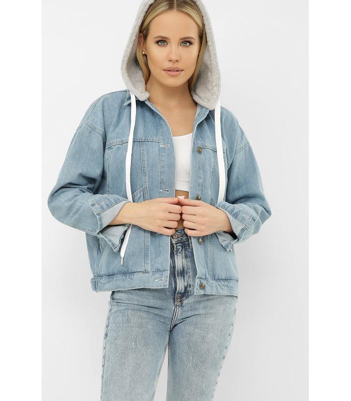 Джинсовая куртка 184 AST VА