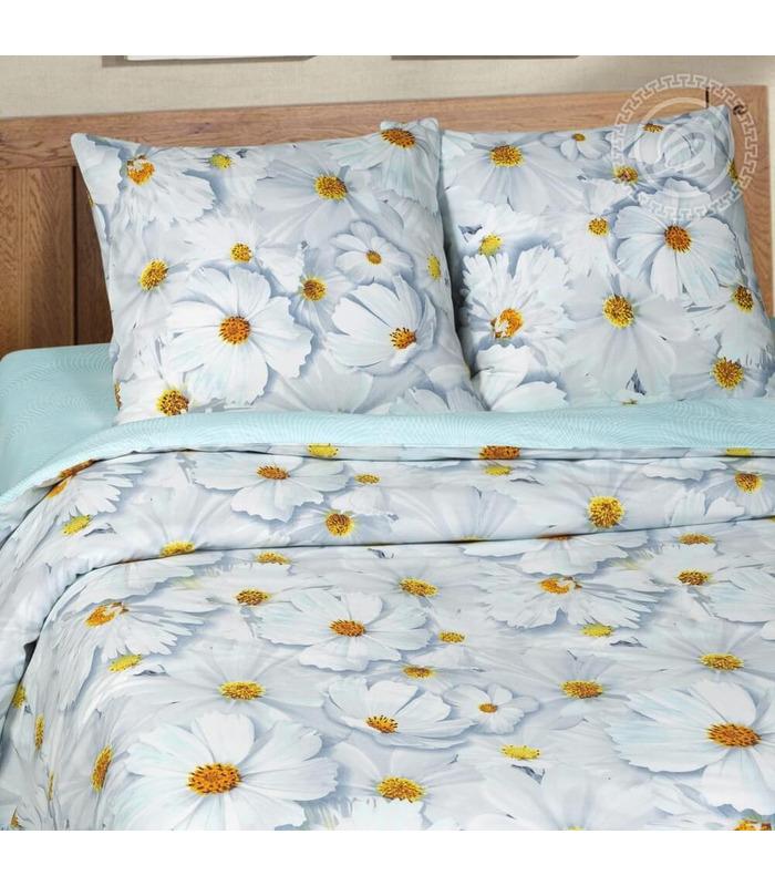 Комплект постельного белья Космея ᐉ качественный поплин, доступная цена ※ Украина