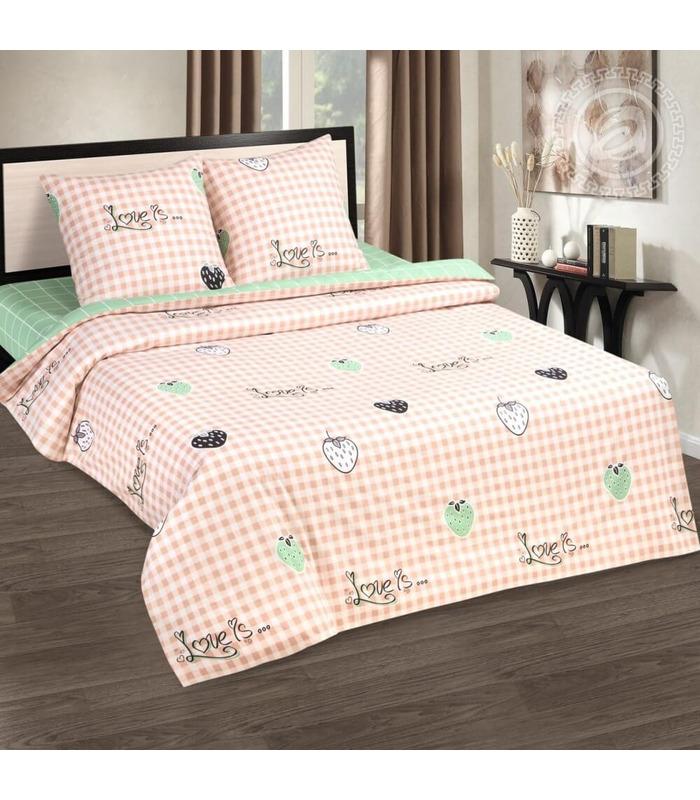 Комплект постельного белья Вкус лета ᐉ качественный поплин, доступная цена ※ Украина
